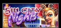 Sin City Nights Online Slot Machine