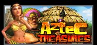 Aztec Treasures Online Slot Machine